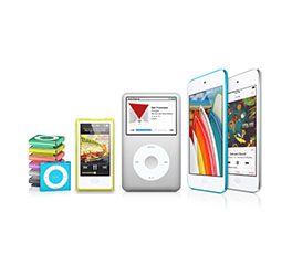 Herstelling iPod